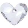 Truly In Love Heart 36mm Crystal